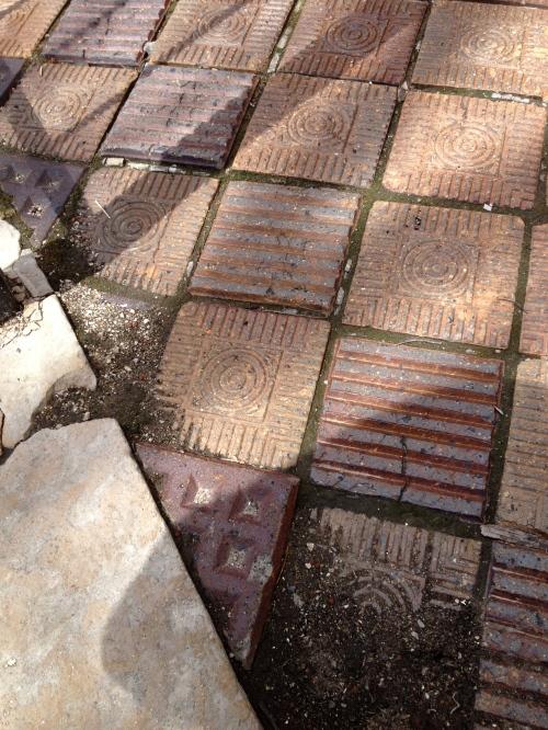 street paver blocks